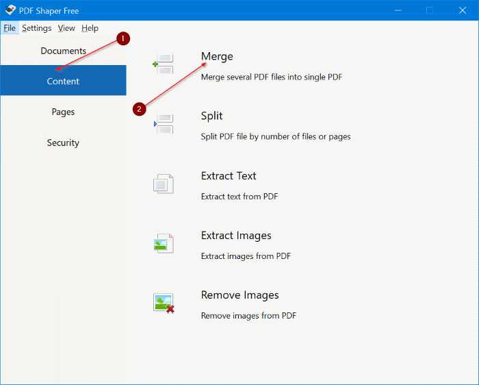 How to Combine PDF Files By Using Windows