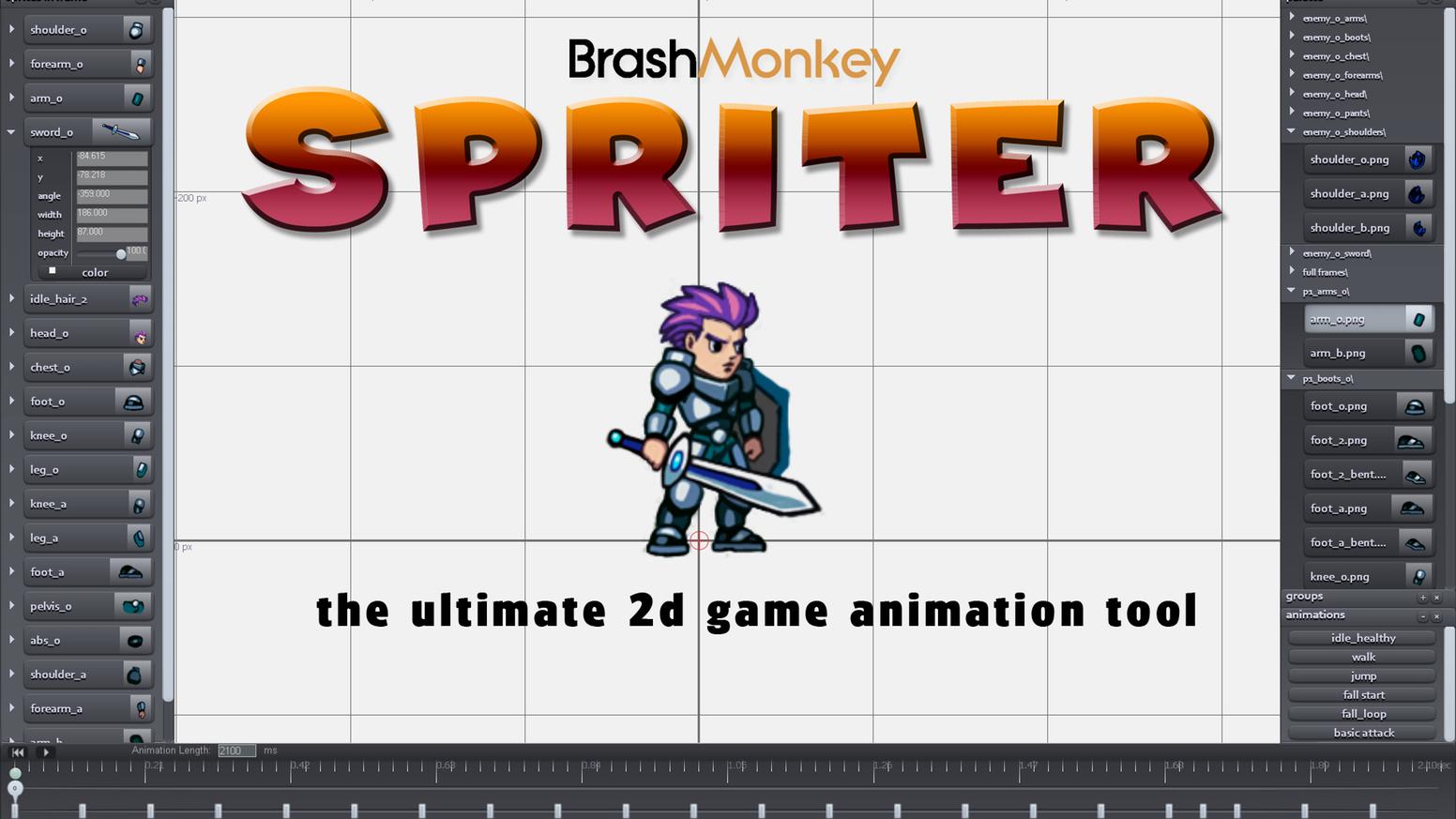 Spriter 2D Free Download