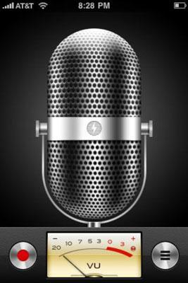 Audio Recording Application