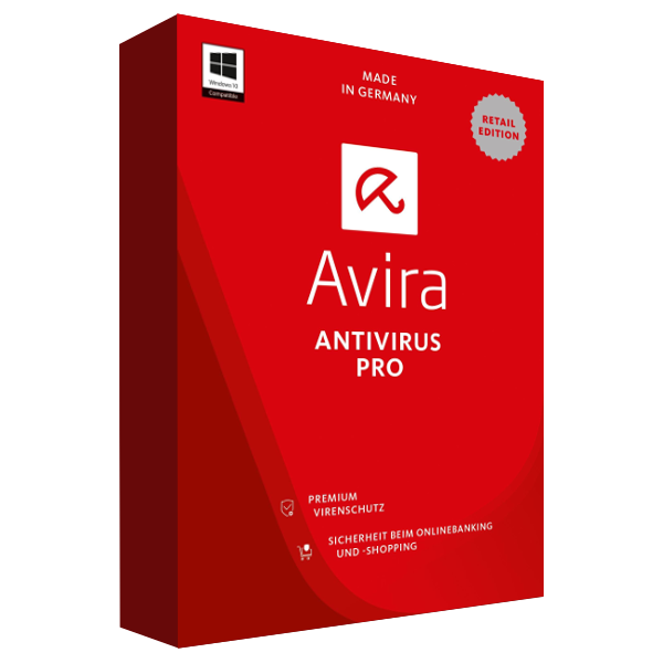 Avira Antivirus Pro Download Free