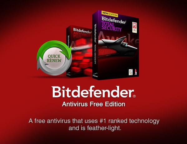 Bitdefender Antivirus 1.0.12.18 Free Download