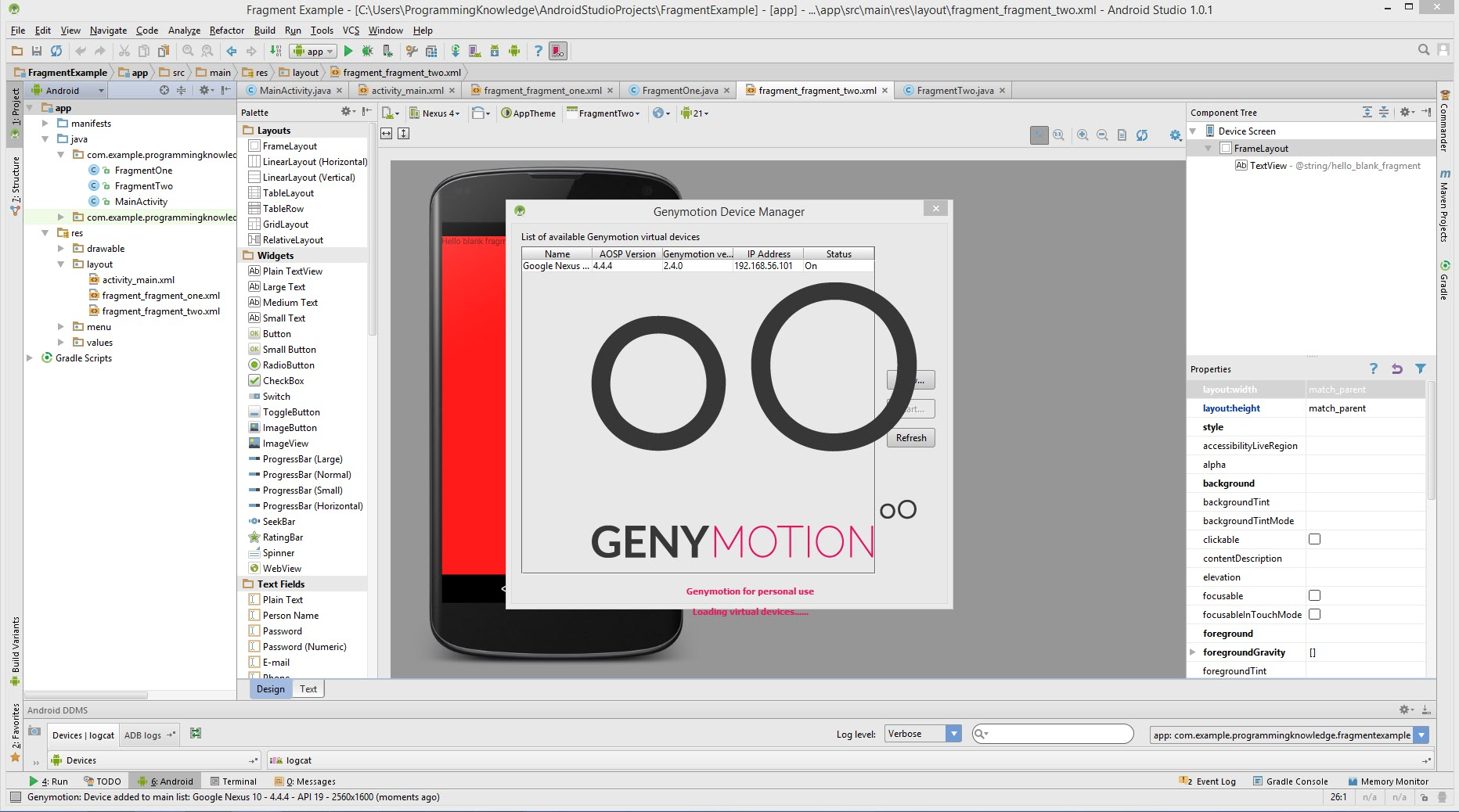 Genymotion Android Emulator Download Free