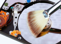 How does hard disk wiping works