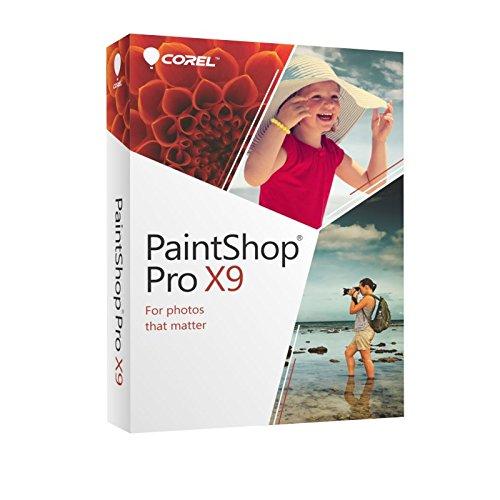 Corel PaintShop Pro X9 Download Free