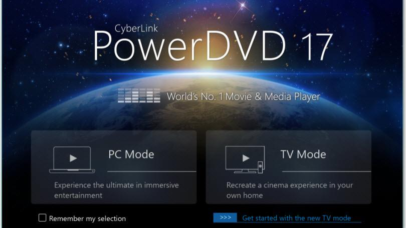 Cyberlink PowerDVD 18 Free Download