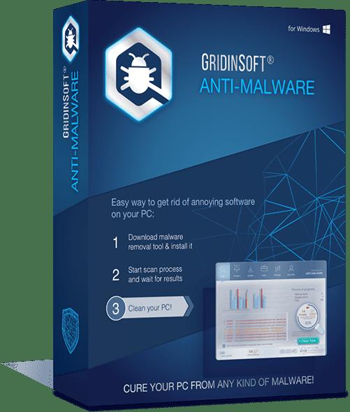 Download GridinSoft Anti-Malware 4.0.13 Free