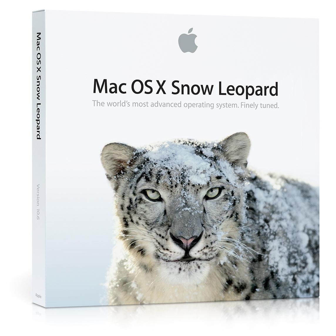 Mac OS X 10.6 Snow Leopard Free Download