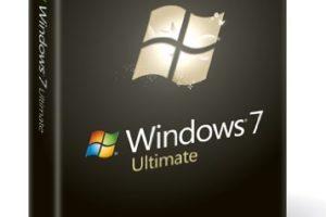 Microsoft Windows 7 Ultimate Free Download