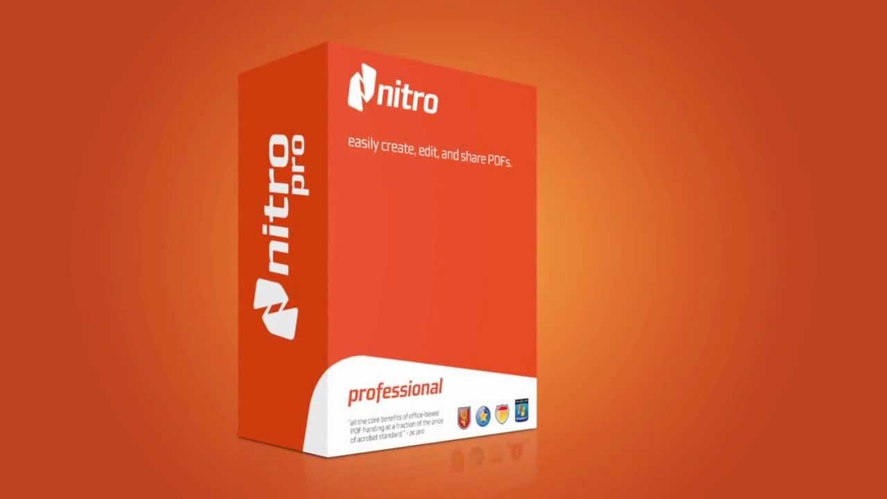 Nitro Pro 11 Free Download
