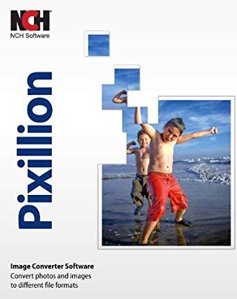Pixillion Image Converter 5.12 Free Download