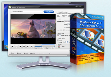 Video GIF Converter Free Download