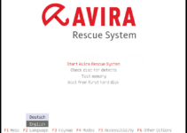 Avira Rescue 2018 Free Download