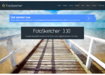 FotoSketcher 3.30 Free Download