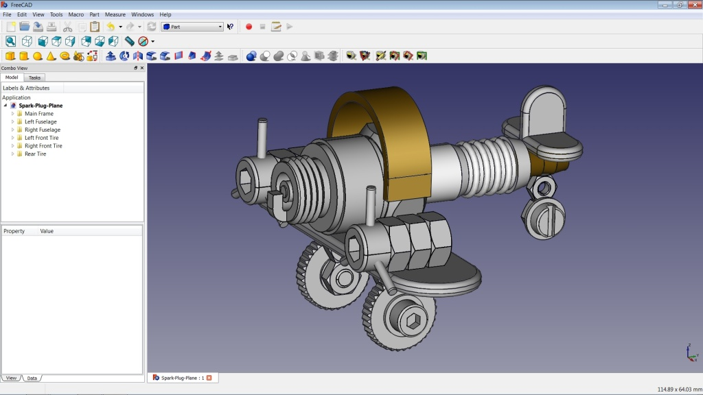 FreeCAD 0.17 Free Download