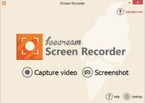 IceCream Screen Recorder 5.77 Free Download