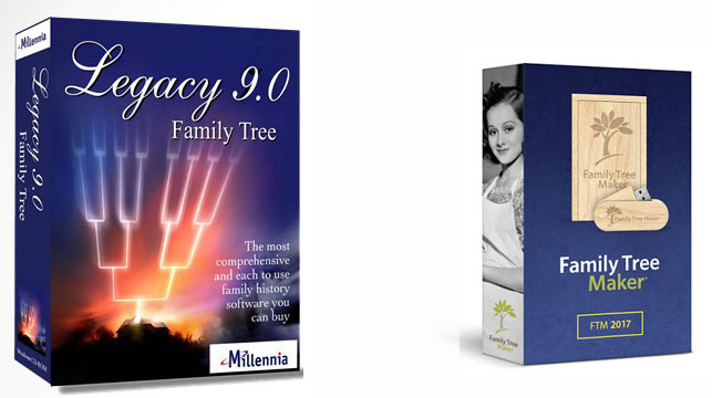 Legacy Family Tree 9 Free Download