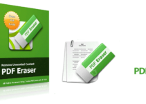 PDF Eraser 1.9.3 Free Download
