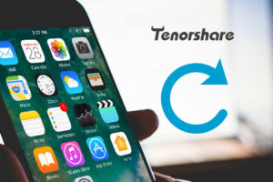 Tenorshare iPhone Data Recovery 8.2.3.0 Free Download