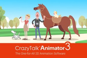 CrazyTalk Animator 3 Free Download
