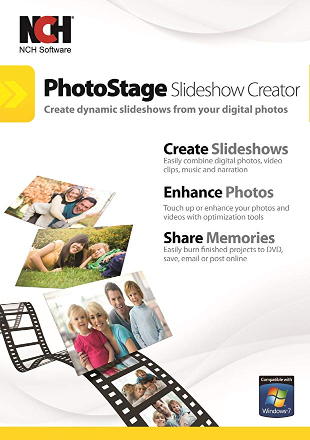 PhotoStage Slideshow Maker 5.11 Free Download