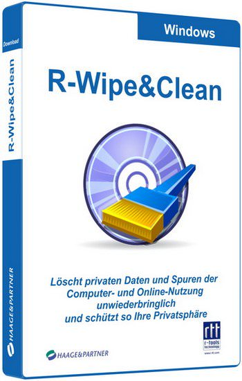 R-Wipe and Clean 11.22 Free Download