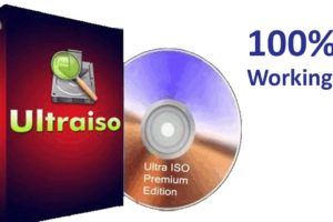 UltraISO Premium 2018 Free Download