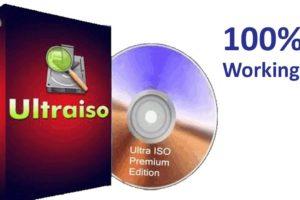 UltraISO Premium 2018 Free Download
