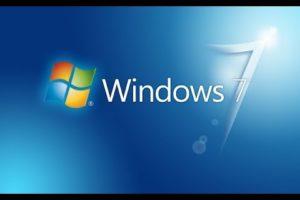 Windows 7 Aero Blue Lite 2016 Free Download